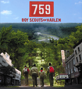 759: Boy Scouts of Harlem image.